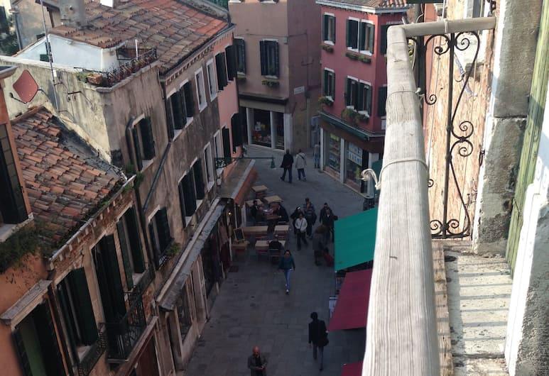 Hotel Casa Linger, Venise, Vue depuis l'hôtel