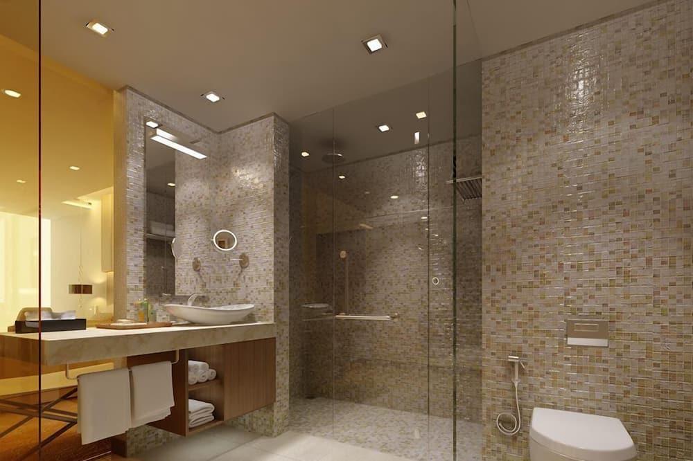 ห้องเอ็กเซกคิวทีฟ - ห้องน้ำ