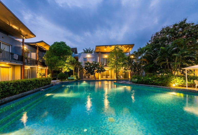 Paeva Luxury Serviced Residence, Bang Sao Thong, Kolam Terbuka