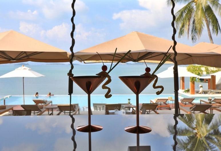 蘭納飯店, 蘇梅島, 海灘