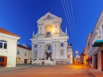 Wilno — zdjęcie hotelu Domus Maria