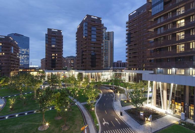 碧雲花園服務公寓-碧 雲國際社區, 上海市