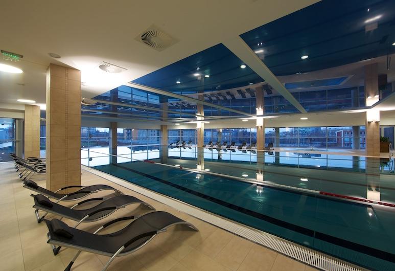 Lindner Hotel Gallery Central, Μπρατισλάβα, Εσωτερική πισίνα