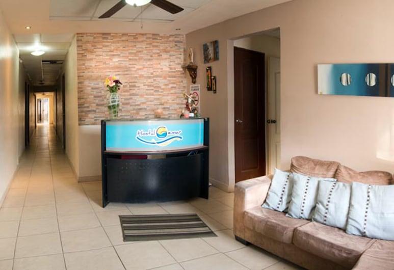 Hostal Gemar - Hostel, Panama City, Lobby Sitting Area