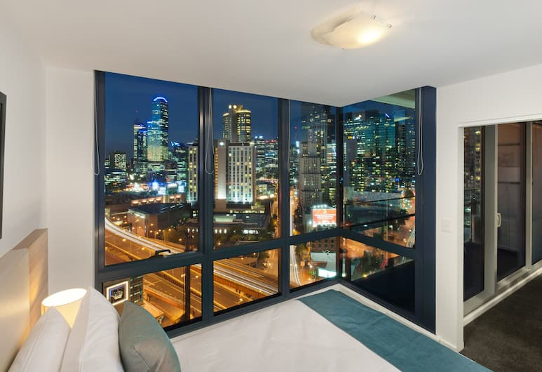 City Tempo - MP Deluxe, Southbank, Executive Two Bedroom Apartment - Twin, View from room