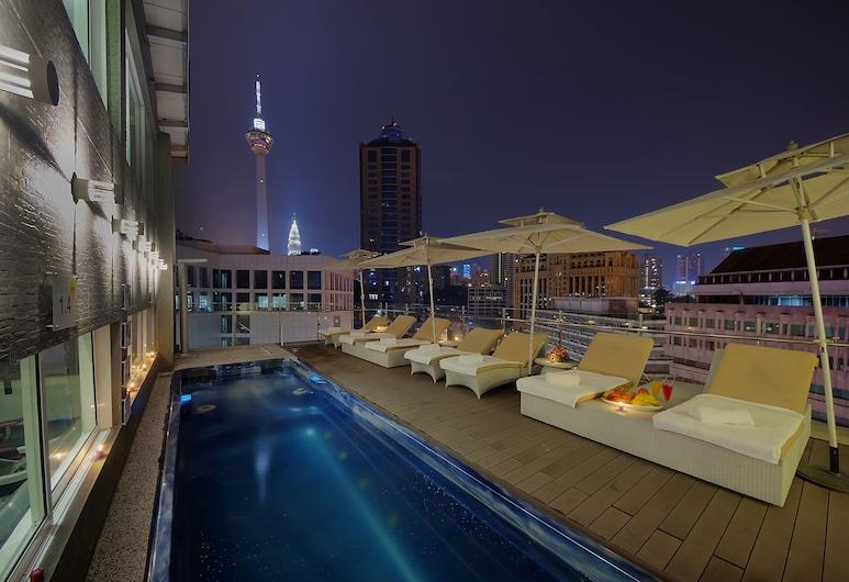 Arenaa Star Hotel, Kuala Lumpur, Pool