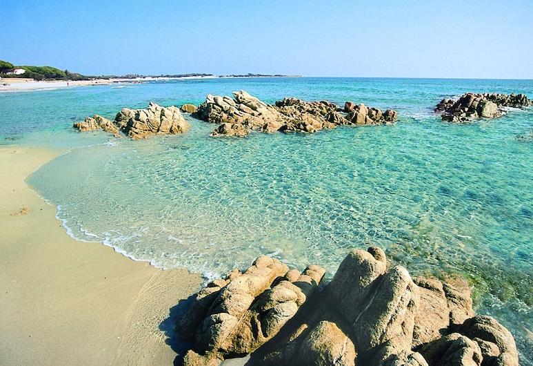 Residence Il Borgo, Orosei, Pantai