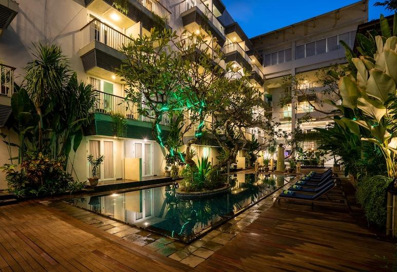 EDEN Hotel Kuta Bali, Kuta, Teres/Laman Dalam