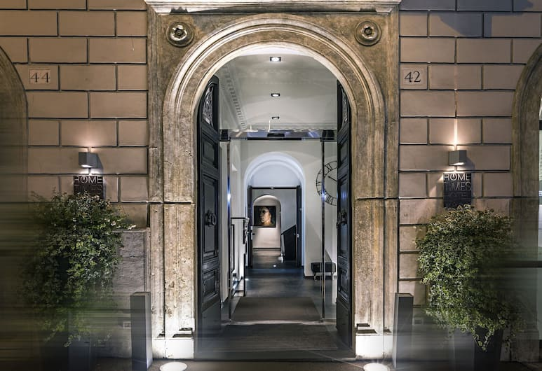 Rome Times Hotel, Roma, Ingresso hotel