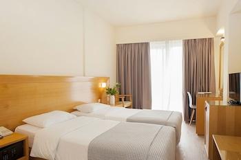 Selline näeb välja Athinais Hotel, Ateena