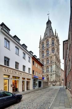 Mynd af Stern am Rathaus í Cologne
