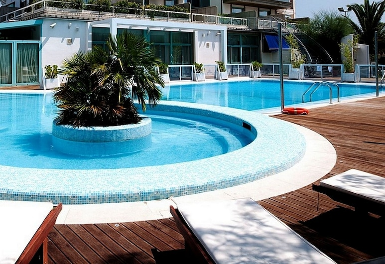 Hotel Excelsior, Vasto, Outdoor Pool
