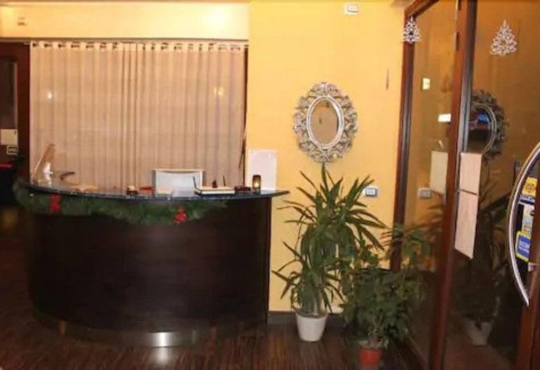 Nacional Hotel, Monforte San Giorgio, Meja Sambut Tetamu