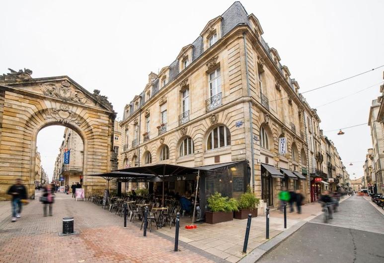 Hotel La Porte Dijeaux, Bordeaux, Façade de l'hôtel