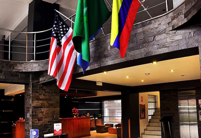 Polo Cusco Suites, Cusco, Recepce