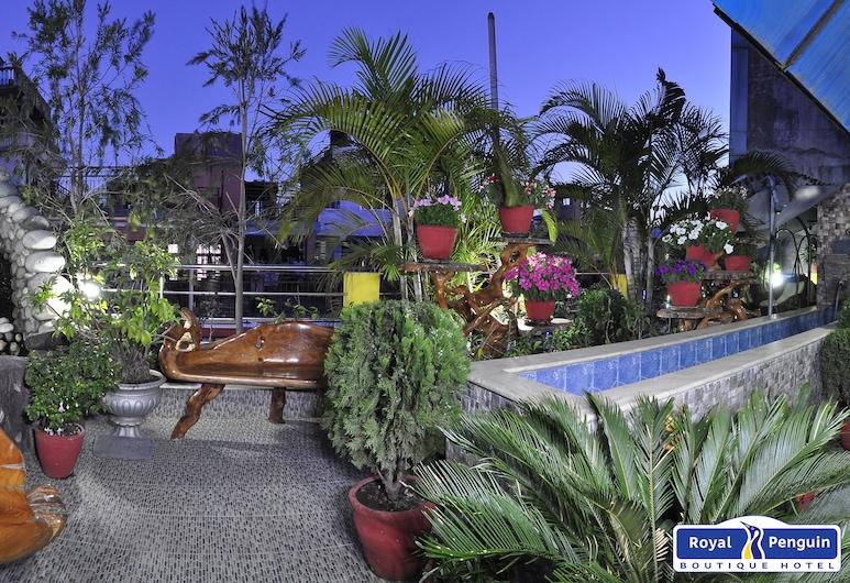 アリア ブティック ホテル & スパ, カトマンズ, 庭園