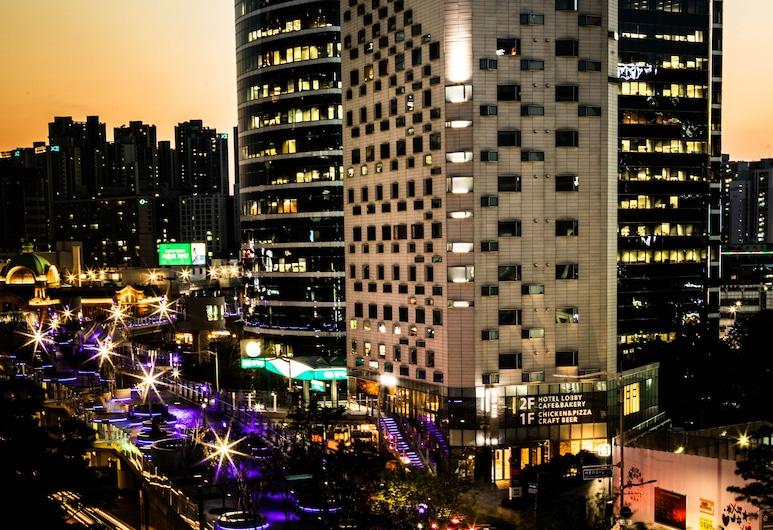馬努飯店, 首爾, 住宿範圍