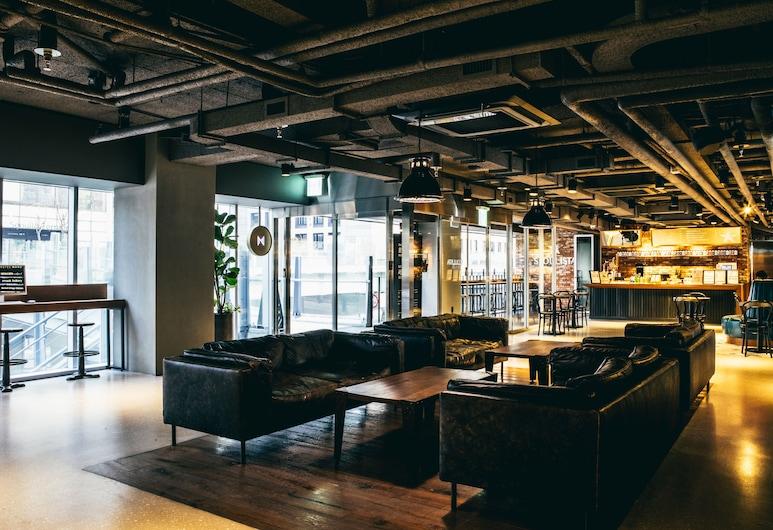 Hotel MANU, Seoul, Lobby Sitting Area