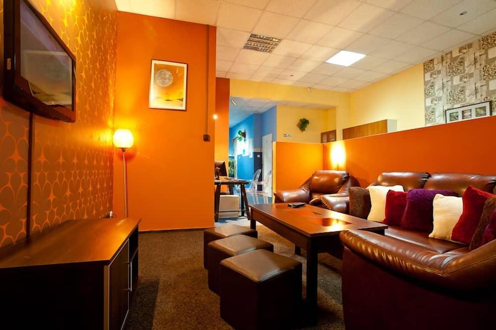 Poczekalnia hotelowa