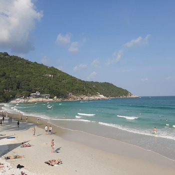 Ko Pha-ngan bölgesindeki Sunrise Resort resmi
