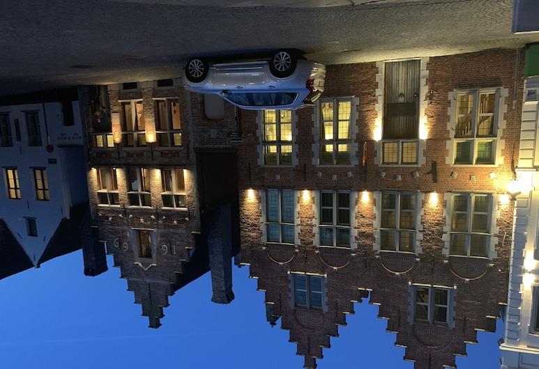 1669 Bed & Breakfast, Brujas, Fachada del hotel