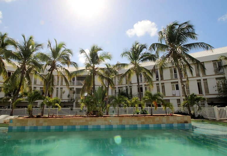 هوتل أون فاكيشن بلو كوف , سان أندريس, حمام سباحة