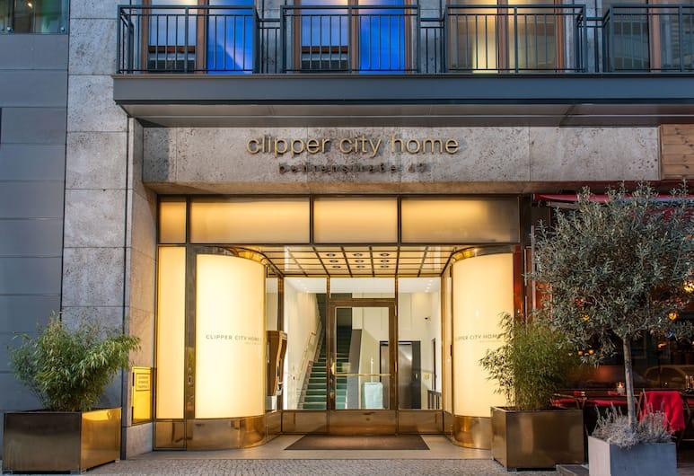 Clipper City Home Berlin, Berlin, Eingangsbereich