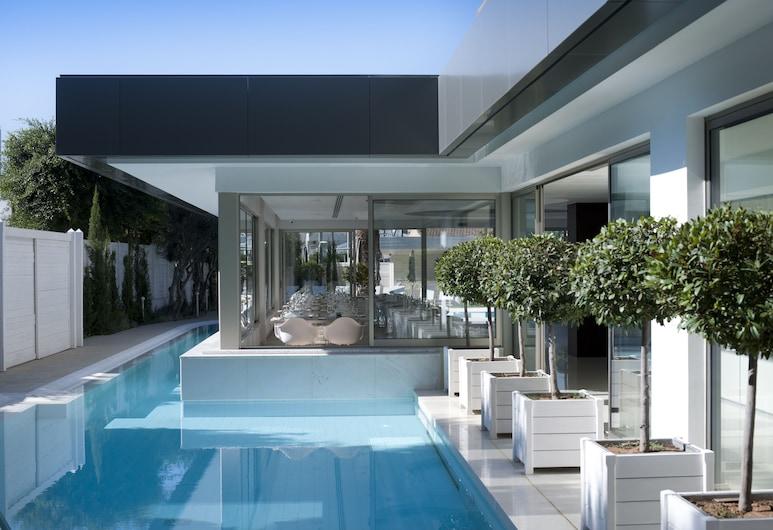 Alasia Hotel, Limassol, Vonkajší bazén