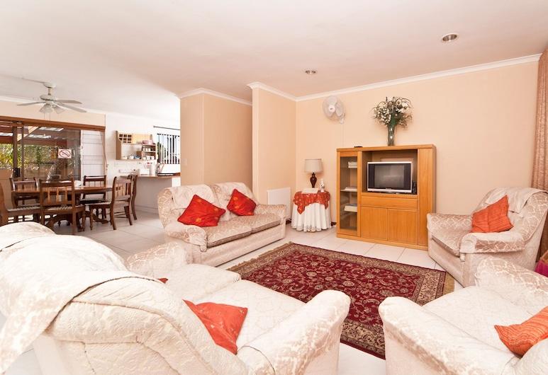 De Keurboom Guesthouse, เคปทาวน์, คอทเทจ (Helen), พื้นที่นั่งเล่น