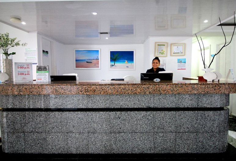 Hotel On Vacation Coral Flower, San Andres, Reception