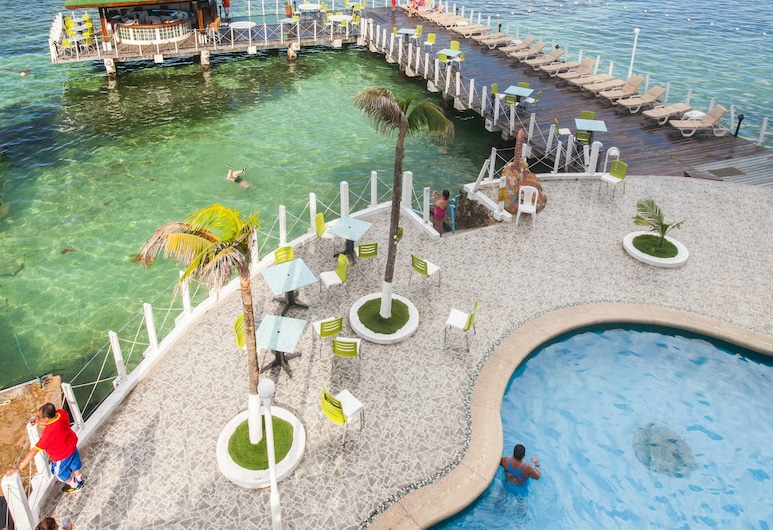 Hotel Lord Pierre, San Andres, Dok