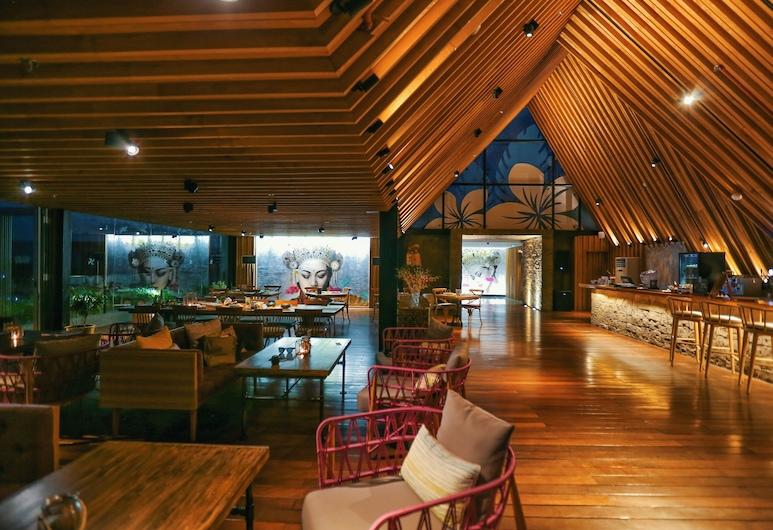 Four Points by Sheraton Bali Seminyak, Seminyak, Bar khách sạn
