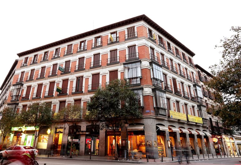 Hostal Sil & Serranos, Madrid