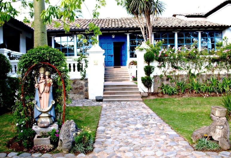 Casa de Hacienda Su Merced, Puembo, Pintu Masuk Hotel