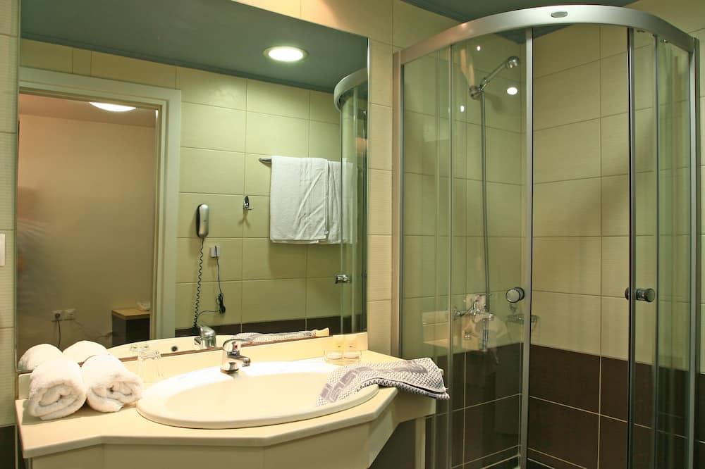 Camera tripla - Bagno