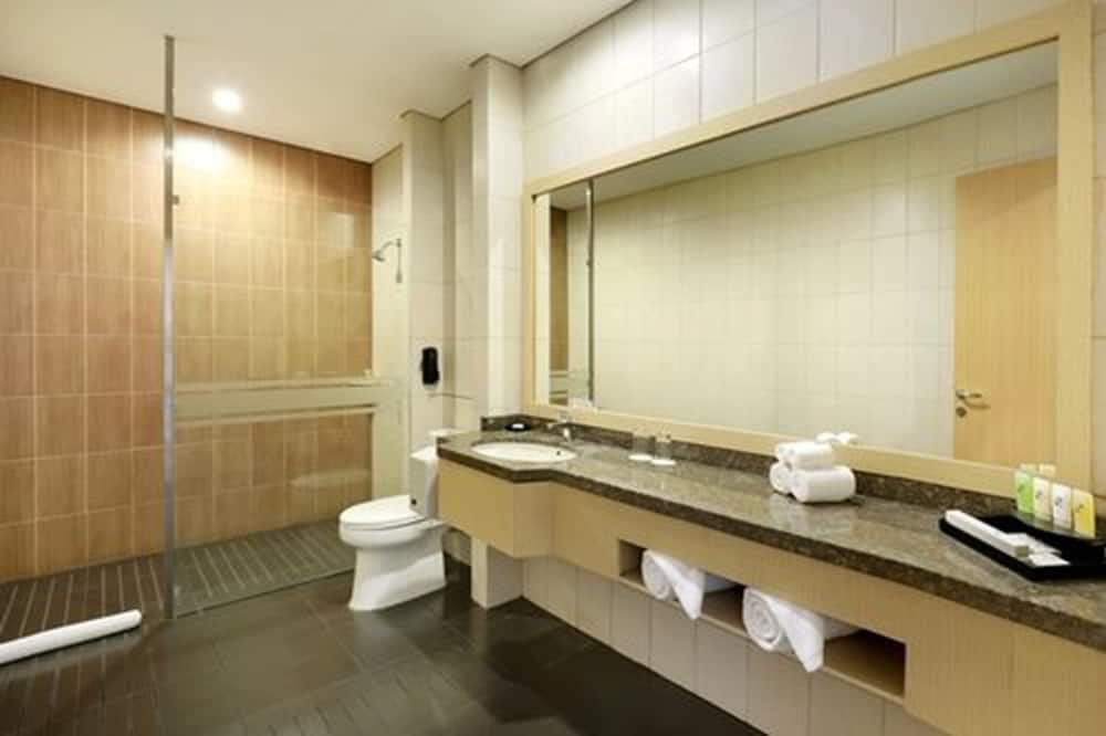 Представительский номер - Ванная комната