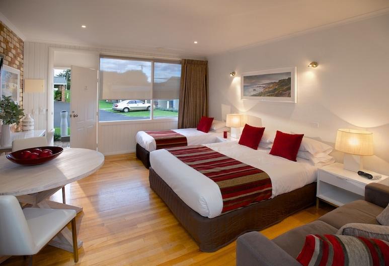 Sorrento Beach Motel, Sorrento, Executive Twin, Guest Room