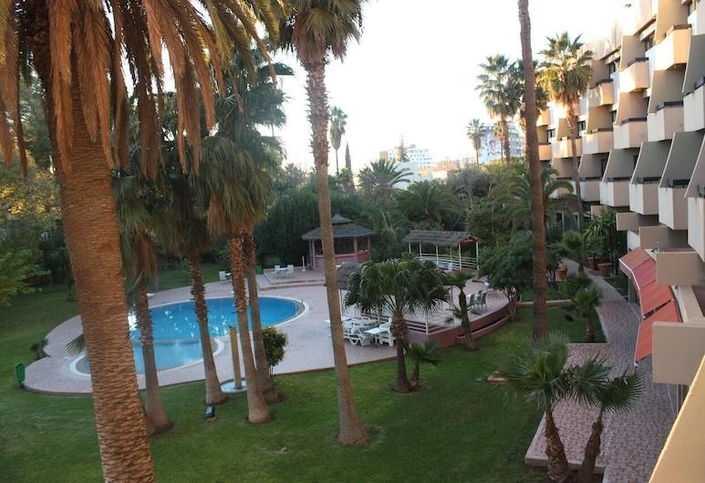 Atlas Orient, Oujda, Garden