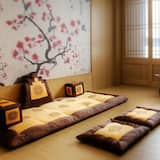 Traditional Oda (2 Japanese futons) - Oturma Odası