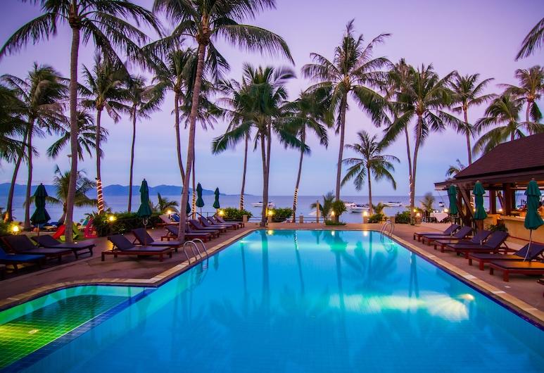 Coco Palm Beach Resort, Koh Samui, Outdoor Pool