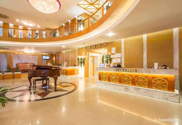 May Hotel, Ho Chi Minh-Stad, Lobby
