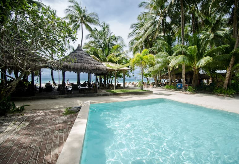 Sea Wind Resort, Boracay Island, Außenpool