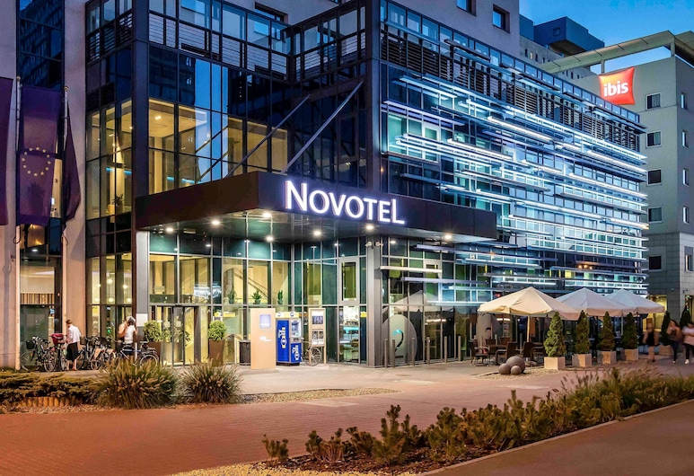 Novotel Lodz Centrum, Lódz