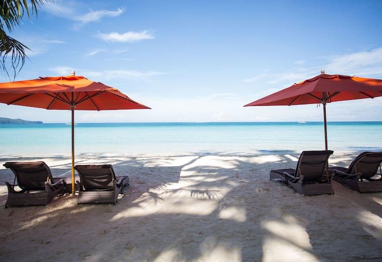 アンバサダー イン パラダイス リゾート, Boracay Island, ビーチ