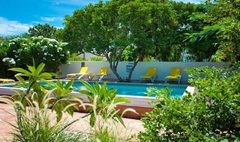 A(z) White Beach Apartments - Palm Beach hotel fényképe itt: Noord