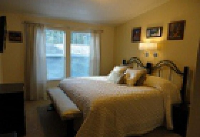 Amber Lights Bed and Breakfast, Port Townsend, Superior Double or Twin Room, Ensuite (Room # 1  (Gold)), Bilik Tamu