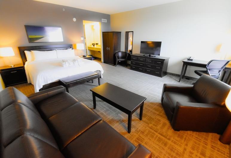 Canad Inns Destination Centre Health Sciences Centre, Winnipeg, Deluxe-Zimmer, Zimmer