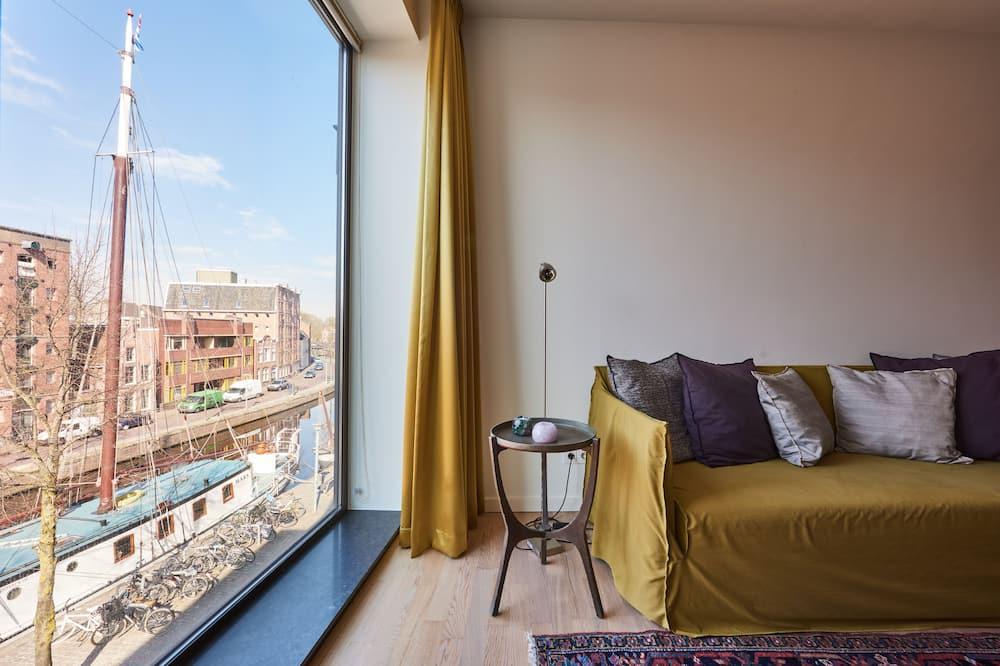 Dzīvokļnumurs ar papildu ērtībām - Galvenais attēls