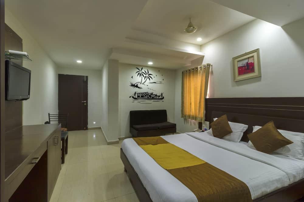 Pokój dwuosobowy typu Deluxe (AC) - Powierzchnia mieszkalna