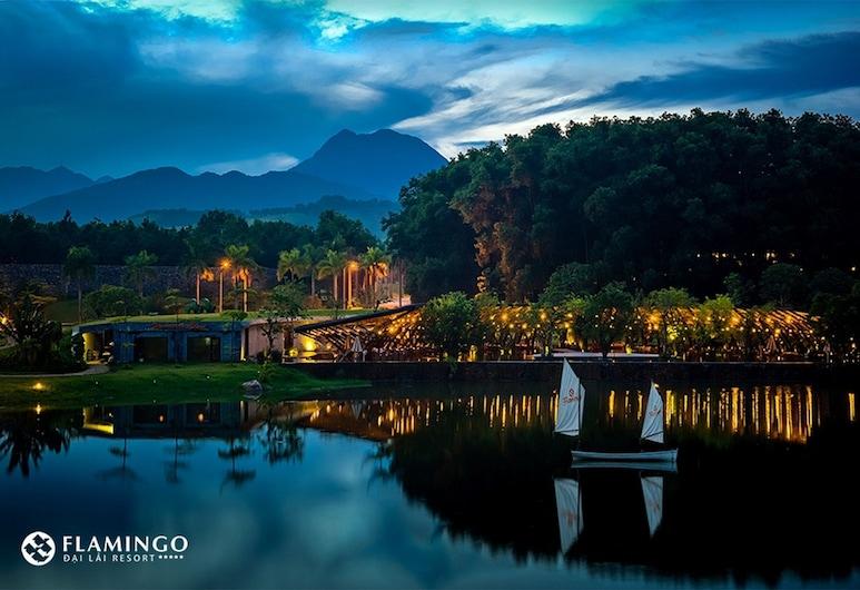 Flamingo Đại Lải Resort, Phúc Yên, Nhà hàng